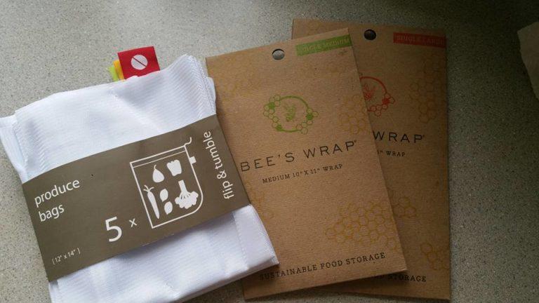 bees wraps an alternative to plastic wrap