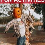 family Fun fall activities