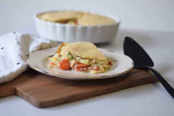 Homemade Chicken Pot Pie – A Perfect Fall Comfort Food Recipe