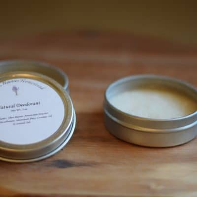 How to Make a Natural Deodorant that Actually Works