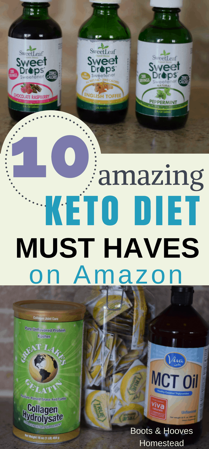 10 Amazing Keto Diet Foods Available on Amazon - Boots