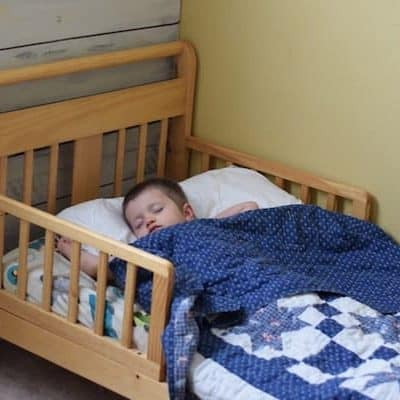 How We Finally Got Our Toddlers to Sleep Through the Night (naturally)