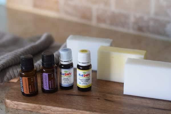 Easy Homemade Goat Milk Soap