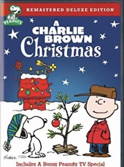 A Charlie Brown Christmas DVD cover