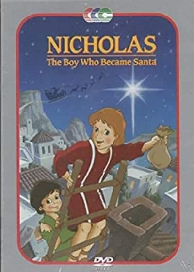 Nicholas: the Boy Who Became Santa DVD cover