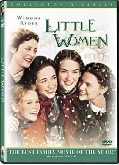 Little Women DVD cover