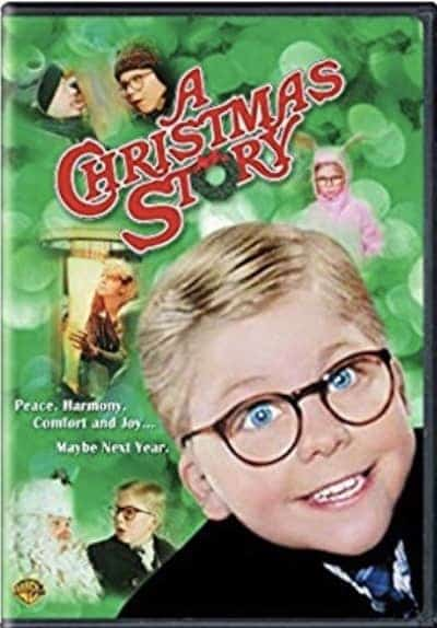 A Christmas Story DVD cover