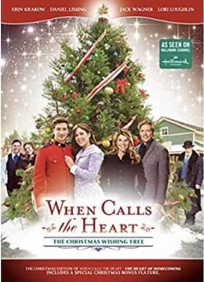 When Calls the Heart: The Giving Tree DVD cover