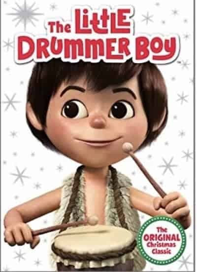 The Little Drummer Boy DVD cover