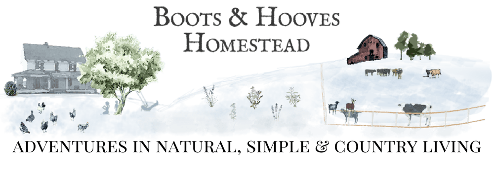 Boots & Hooves Homestead