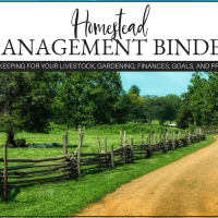 Using a Complete Homestead Management Binder | Faithful Farmwife