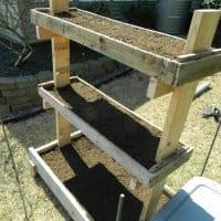 DIY Gardening Box -