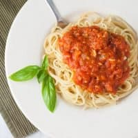 How To Make Homemade Spaghetti Sauce