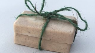 DIY Pumpkin Spice Goat Milk Soap