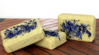 Basic Bastille Soap Recipe with Essential Oils