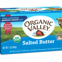 Salted Butter, 1 lb, 4 quarters