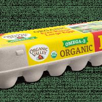 Large Omega-3 Eggs, One Dozen