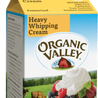 Heavy Whipping Cream, Pasteurized, Pint