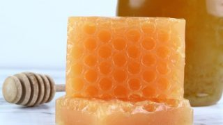 Honey Comb Melt and Pour Soap Recipe