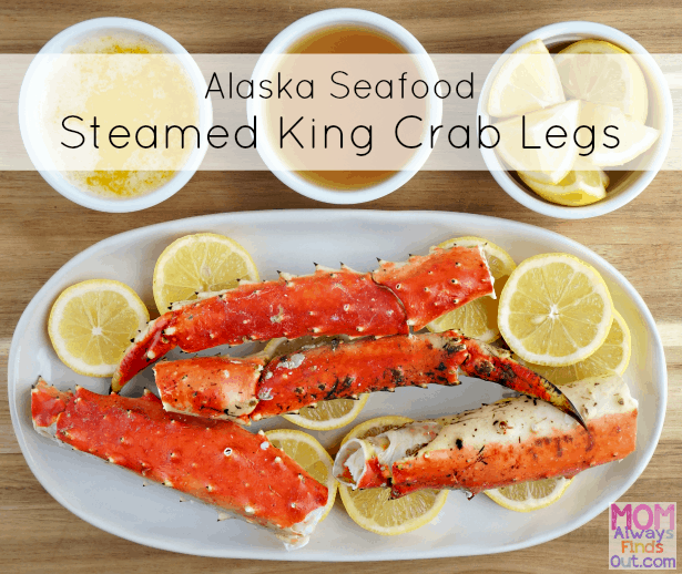 How To Steam Wild Alaska King Crab Legs (Easy!)