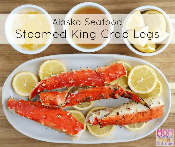 How To Steam Wild Alaska King Crab Legs (Easy!)
