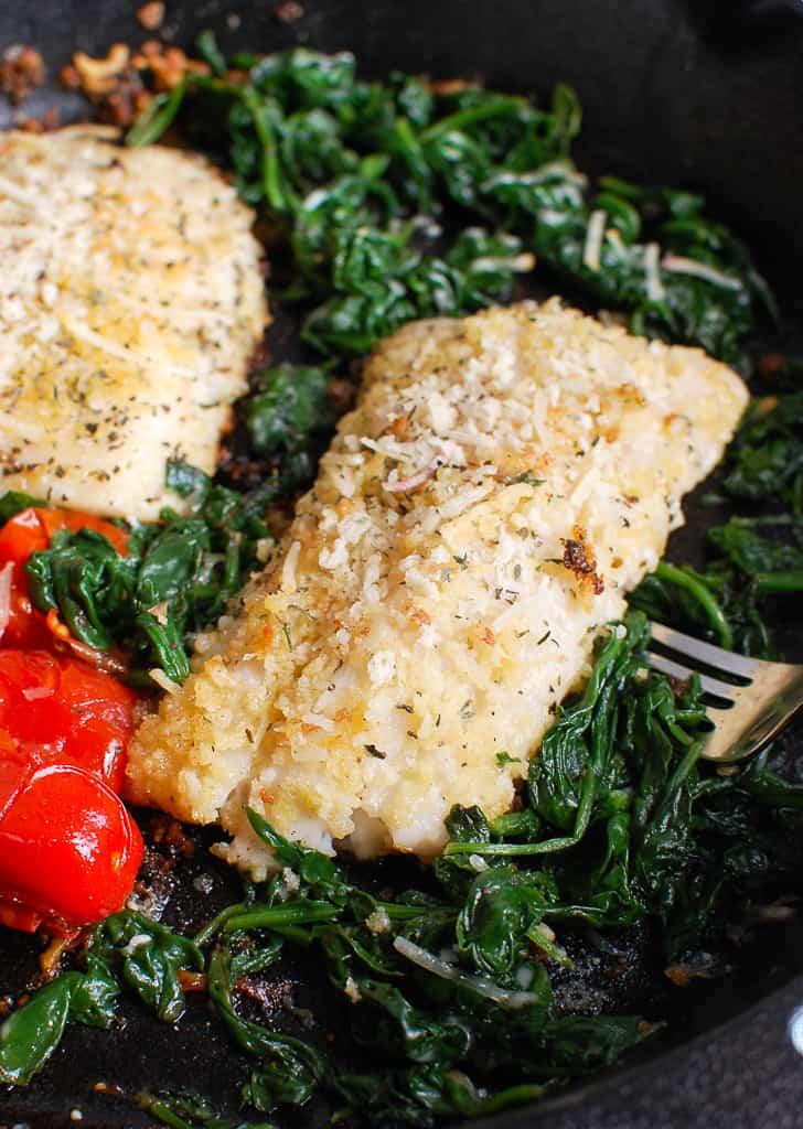 Black Sea Bass Recipe - A Cedar Spoon