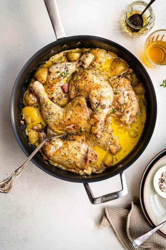 One-pot Creamy Chicken Casserole