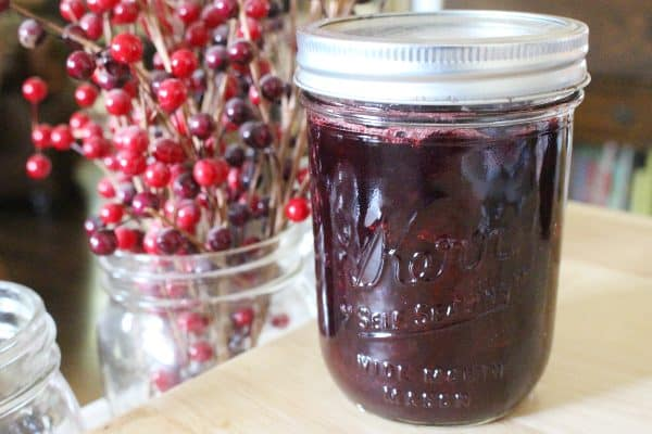 Homemade Cranberry Sauce Recipe with Canning Instructions