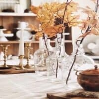 Inspiring Fall Tablescapes
