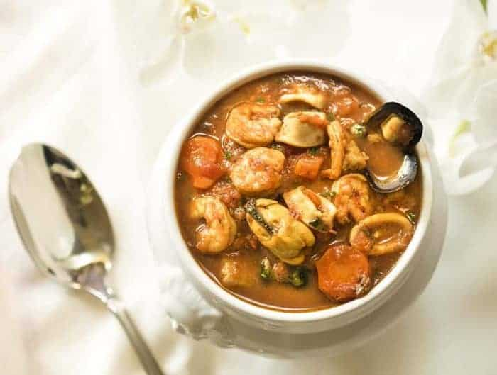Cioppino Seafood Stew | Instant Pot Recipe
