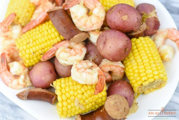 Low Country Boil Also Known As Frogmore Stew