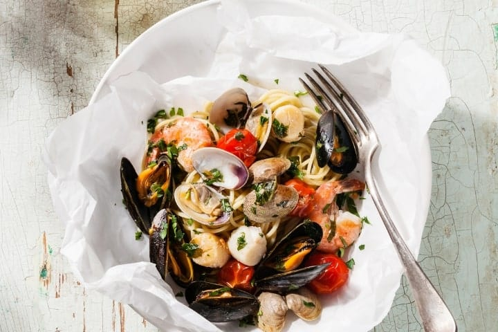 Mediterranean Seafood Recipes (over 45!)