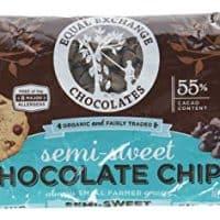 Equal Exchange Organic Chocolate Chips Semi Sweet, 10 oz