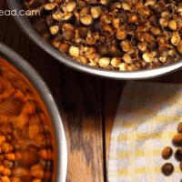 How to Make Acorn Flour