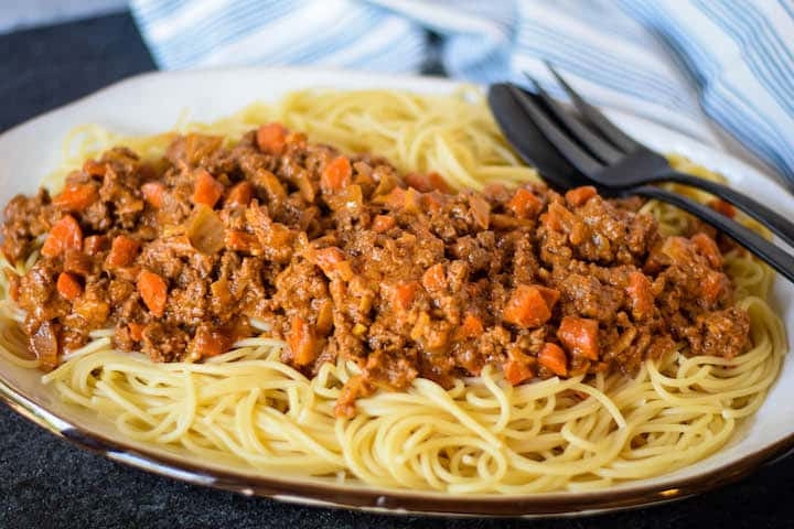 Traditional Italian Beef Ragu Recipe
