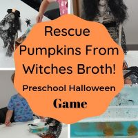 Halloween Pumpkins Game- Rescue Pumpkins From Witches Broth