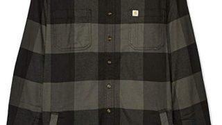 Carhartt Men's Rugged Flex Hamilton Fleece Lined Shirt