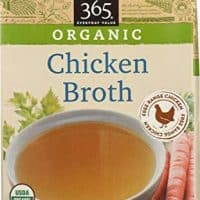 365 Everyday Value, Organic Chicken Broth, 48 fl oz