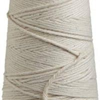 Regency Natural Cooking Twine ½ Cone 100% Cotton 500ft