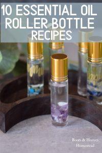 roller bottles for essential oils