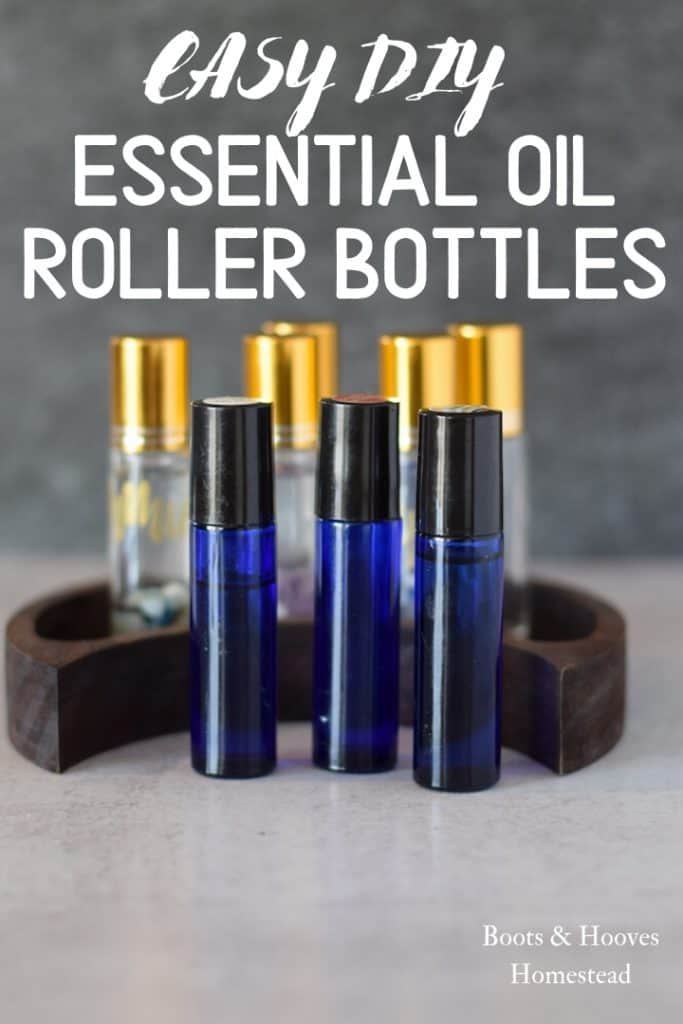 the best essential oil roller recipes