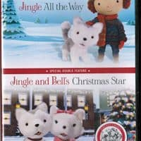 Jingle All the Way and Jingle and Bell's Christmas Star DVD: Hallmark Double Feature (2011/2012)