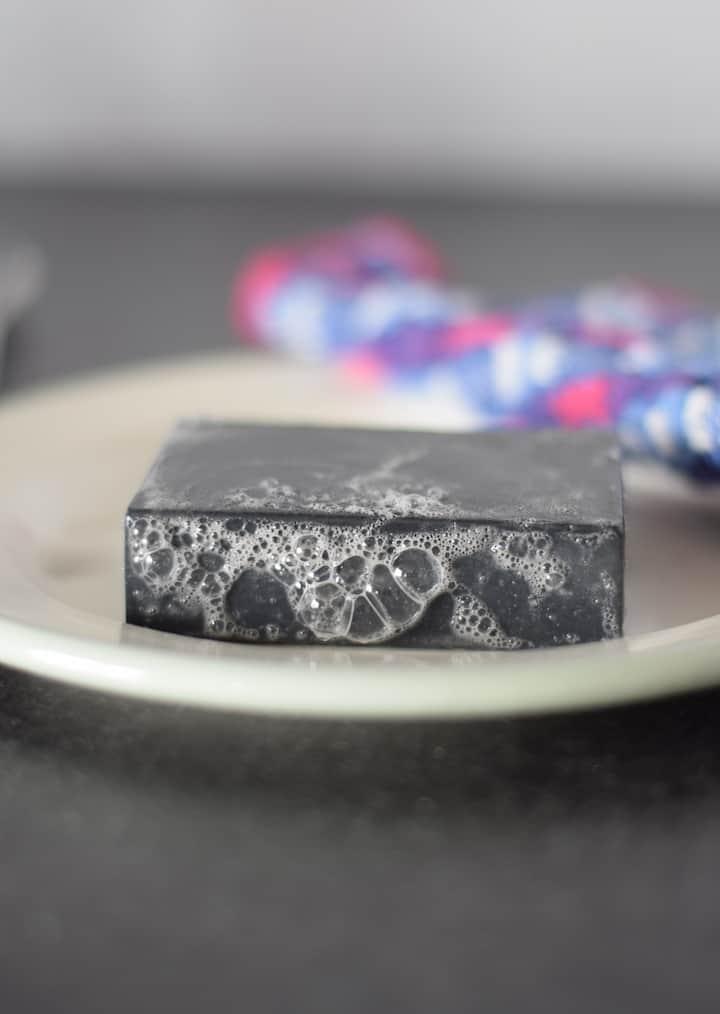 charcoal soap recipe