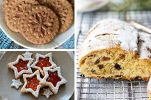 christmas desserts from around the world
