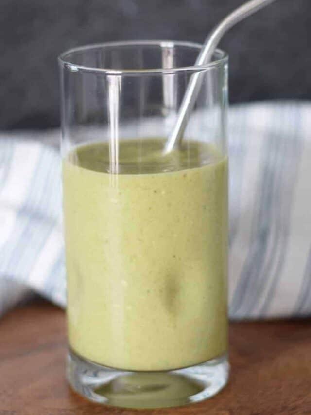 moringa smoothie recipe with blender