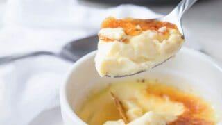 Instant Pot Crème Brûlée + Tutorial {Gluten-Free, Low-Carb}