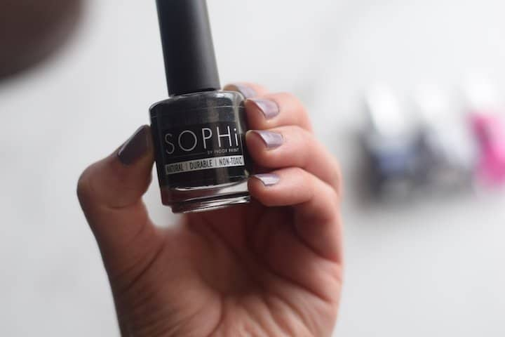 sophi non toxic nail polish