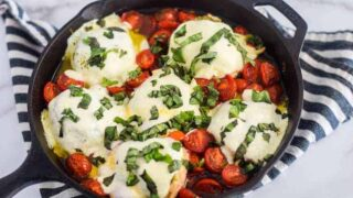 Low Carb Chicken Skillet Recipe