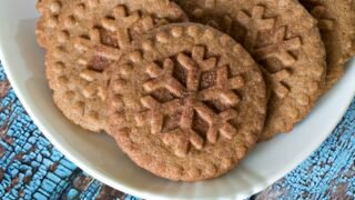 Speculoos - Speculaas - Dutch Windmill Cookies