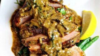 The Best Keto Pork Chops Cast Iron Skillet Recipe